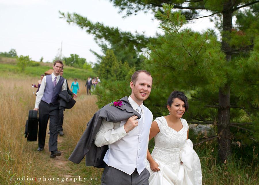natural wedding photography waterloo