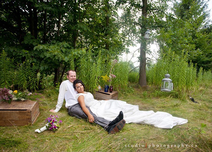Vero Diaz and Luke Johnston wedding