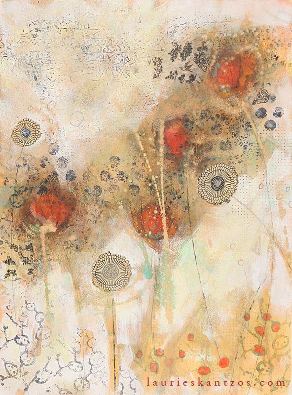 decorative abstract art kitchener