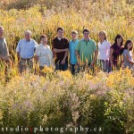 Extended Family Photographs