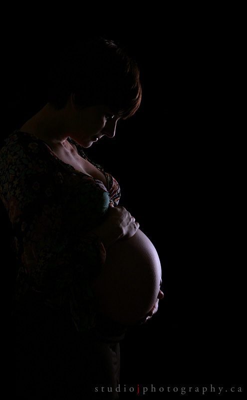 kitchener waterloo pregnancy photography