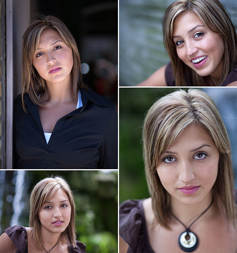 Toronto actor headshots