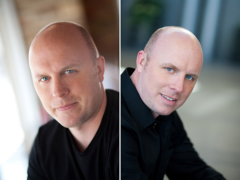 editorial actor headshots