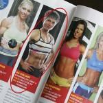 Jill is in Oxygen Magazine!