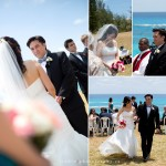 Erin and Bruce are Married!    . . . in Bermuda!