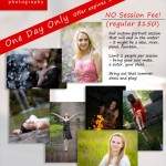 Get it Wet Sale  –  One day only