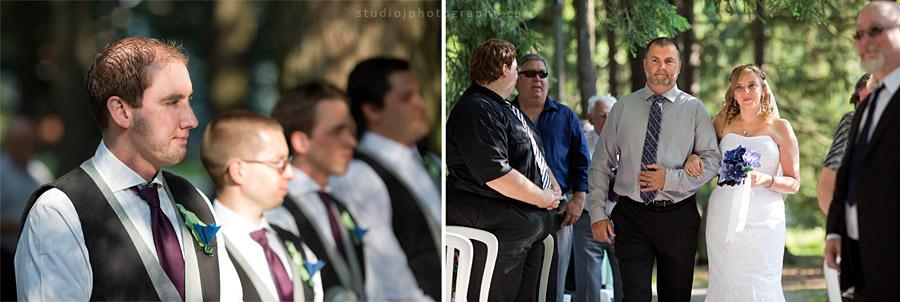 Centennial Park, Stratford wedding