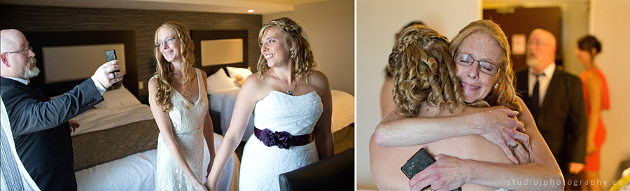 Stratford, Ontario wedding photos