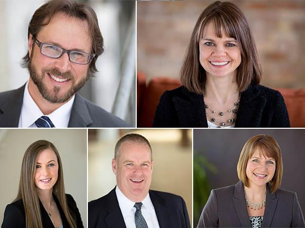 financial adviser headshots in the Kitchener Waterloo region