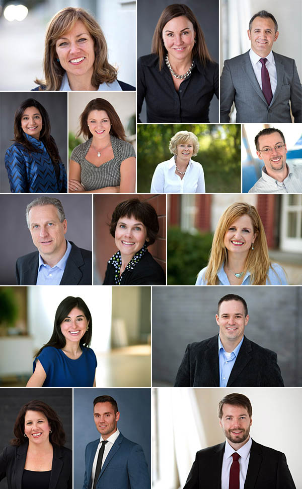 Local Real Estate Agent Portraits